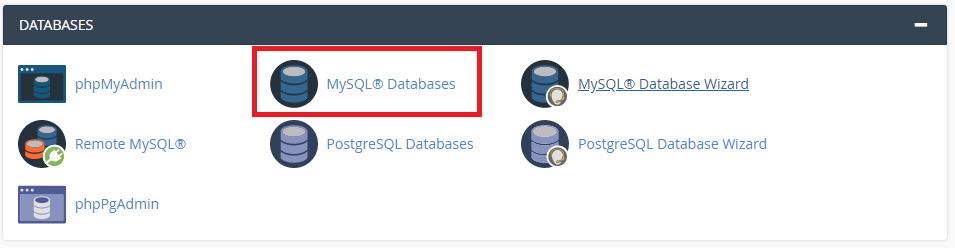Cara Membuat User Database MySQL di cPanel