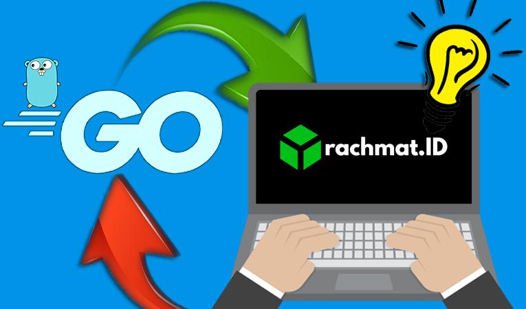 Go atau yang biasa dikenal dengan nama Golang merupakan bahasa pemrograman Open Source yang merupakan hasil karya dari Robert Griesemer, Rob Pike, dan Ken Thompson yang juga merupakan karyawan dari perusahaan raksasa Google. Bahasa ini dikembangkan pada tahun 2007 dan mulai dikenalkan ke publik pada tahun 2009.